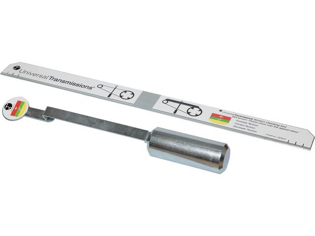 Gates ECO Belt Tension Tester Steel, silver